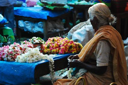 Pondicherry seller